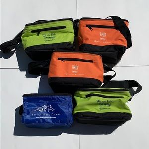 Handbags - 5 Insulated Lunch Boxes